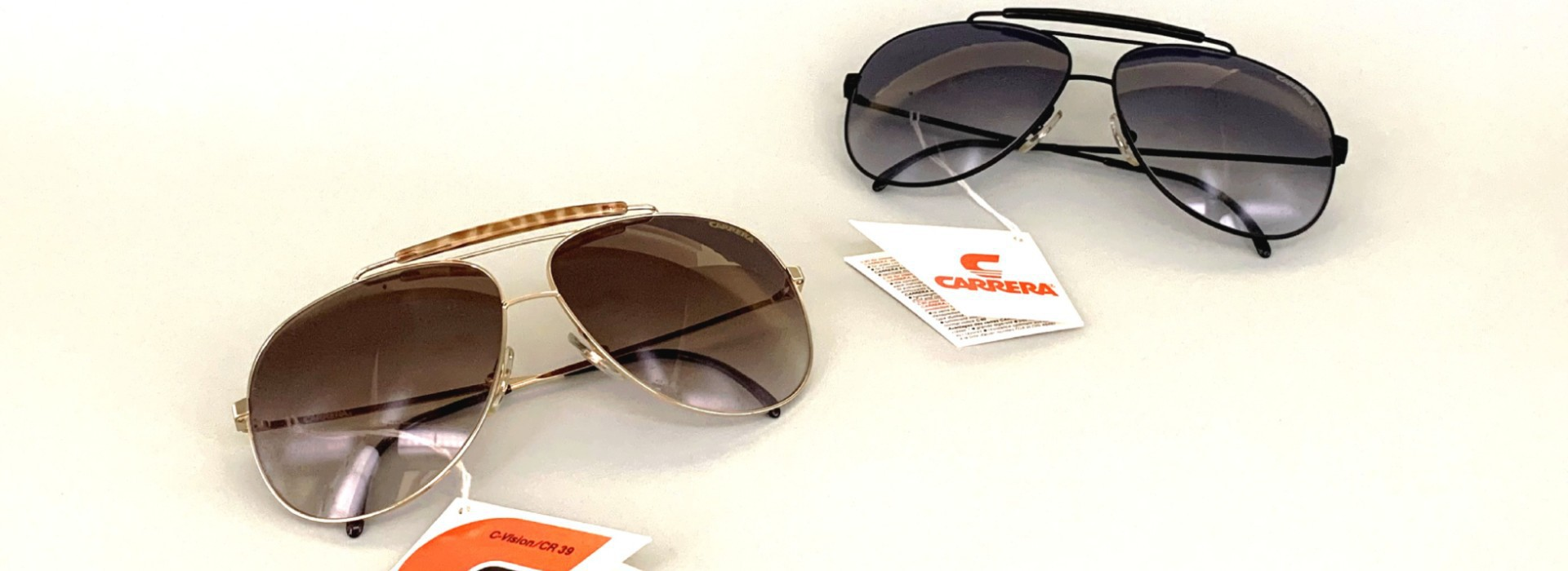 Vintage Carrera sunglasses from the 90's