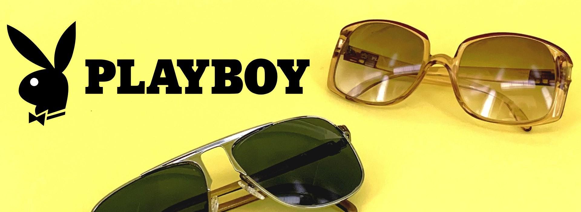 Playboy designer vintage sunglasses