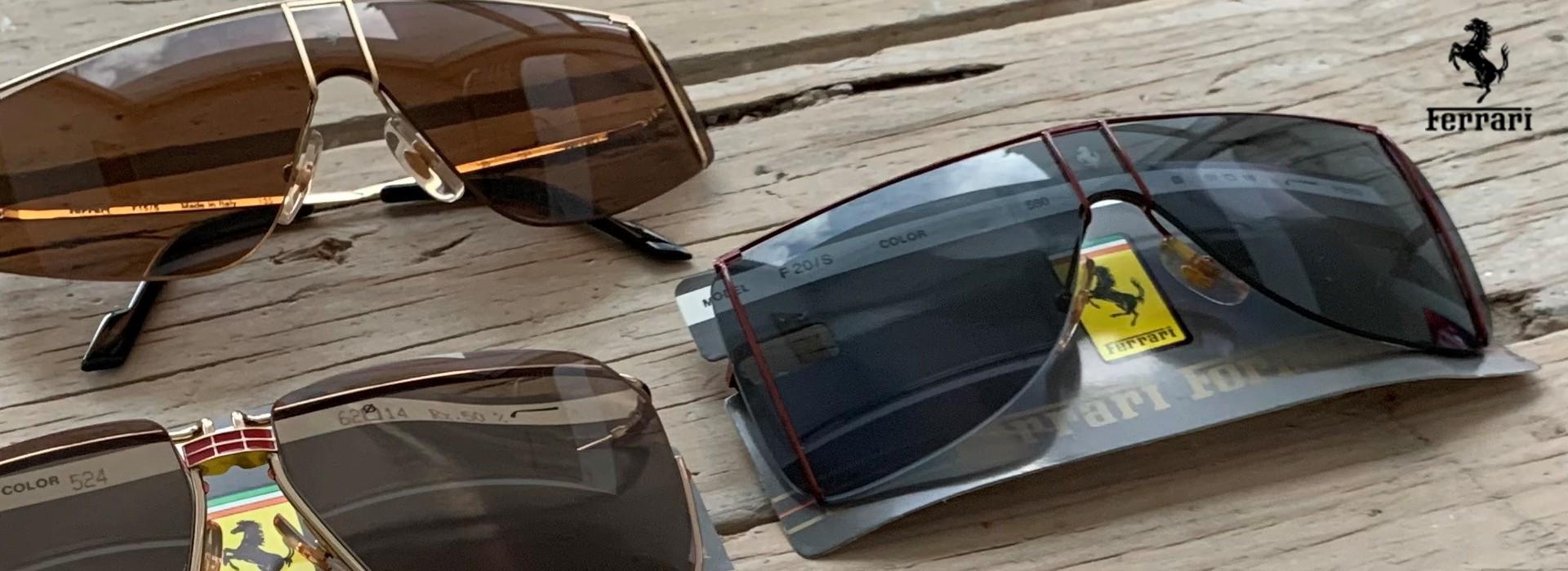 Ferrari vintage sunglasses