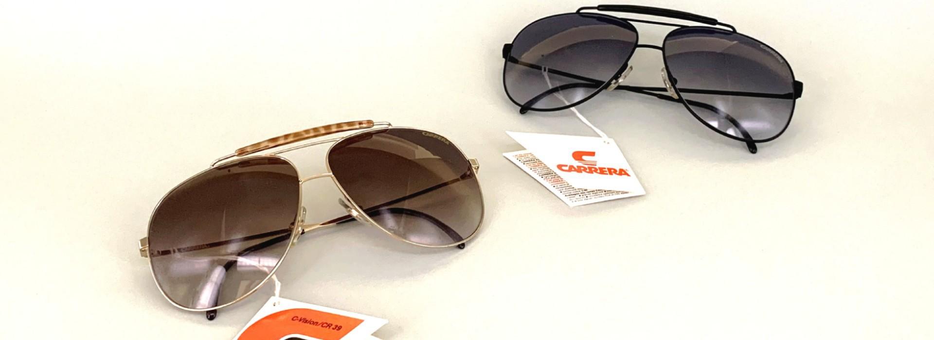 Carrera designer vintage sunglasses