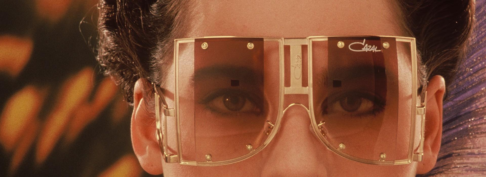 Cazal designer vintage sunglasses