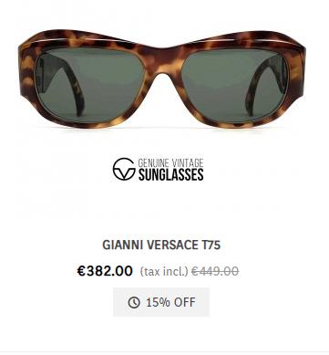 Gianni Versace 175