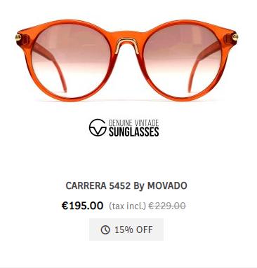 Carrera 5452 by Movado