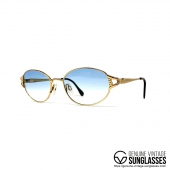 EXTREMELY RARE GOLDEN VINTAGE YSL SUNGLASSES 💎 @ysl @gvsunglasses_official