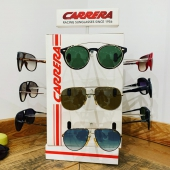JUST ARRIVED 🤩 VINTAGE SUNGLASSES BY CARRERA, SUNJET & LACOSTE NOW ON SALE ☑️  #vintageframes #vintagesunglasses #rare #80s #90s #genuinevintagesunglasses #lacoste #carrera #sunjet #carrerasunglasses #driveyourstory #gvs #gvlifestyle #fashion #style #shop #gold #apparel #eyewear #custom #collector #joinus #pickoftheday #follow #liketime