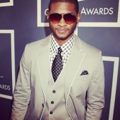 USHER WEARING VINTAGE PORSCHE DESIGN BY CARRERA 5621 🤩  AVAILABLE IN DIFFERENT COLORS @gvsunglasses_official